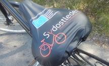 Sydostleden för cykel på besök